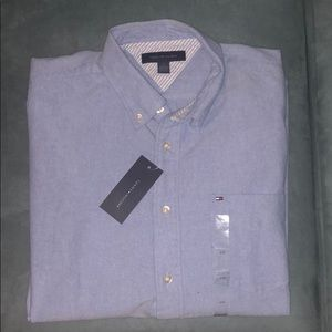 NWT Tommy Hilfiger Men's Button Down Shirt